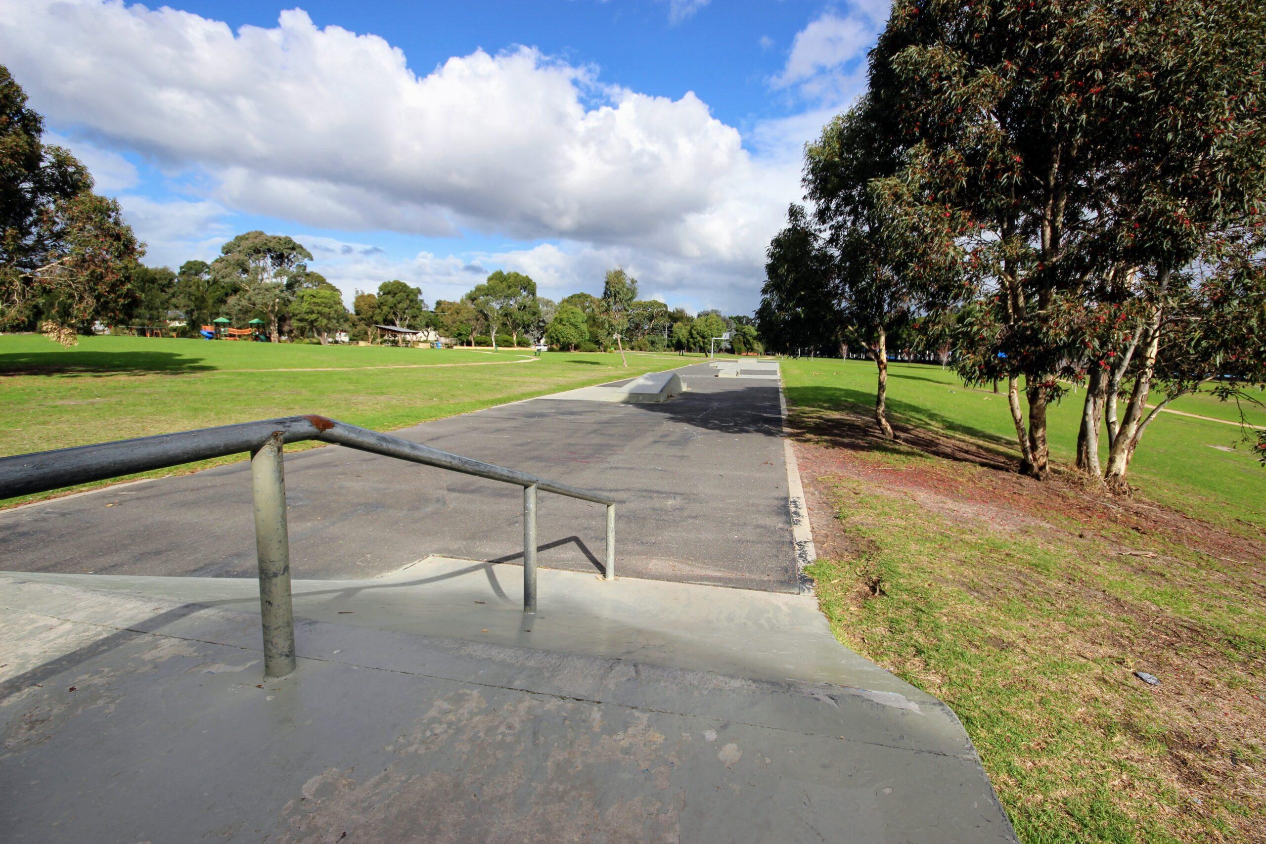 Pines Skate Park Frankston