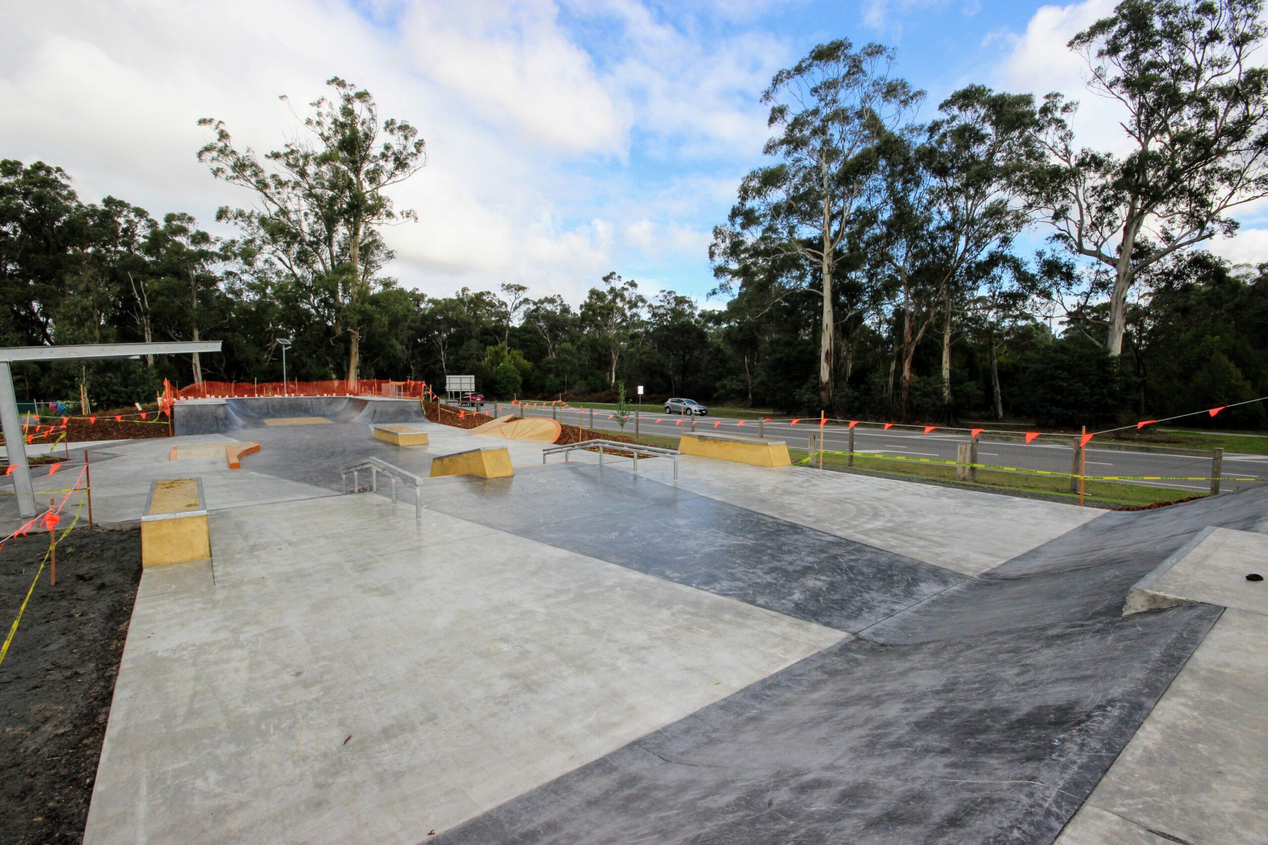 Beaconsfield Skatepark VIC